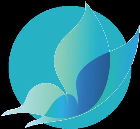 Logo Rouwcentrum Van Damme
